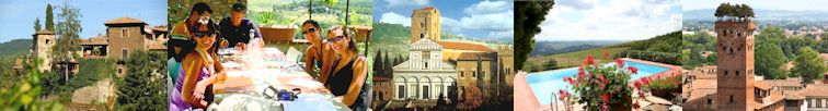 Tuscany vacation destinations