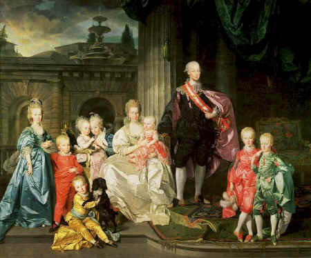 grand duke leopold and family